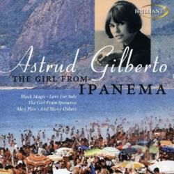 Gilberto, Astrud - That Girl from Ipanema CD Cover Art