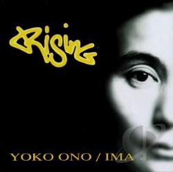 Ono, Yoko - Rising CD Cover Art