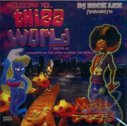 Mac Dre - Welcome to Thizz World CD Cover Art