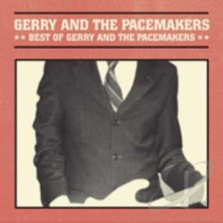 Gerry & The Pacemakers - Best of Gerry and the Pacemakers CD Cover Art