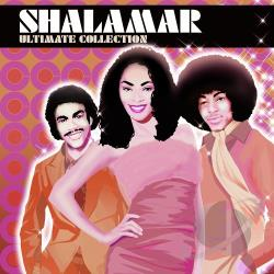 Shalamar - Ultimate Collection CD Cover Art