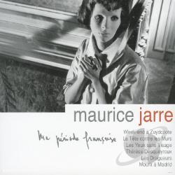 Jarre, Maurice - Anthologie-80eme Anniver CD Cover Art