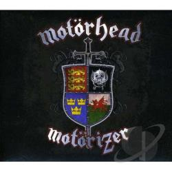 Motorhead - Motorizer CD Cover Art