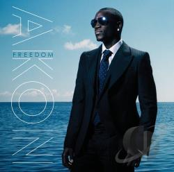 Akon - Freedom CD Cover Art