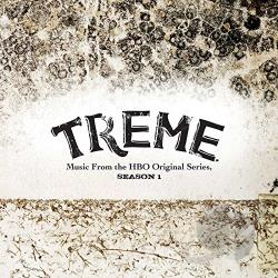 Treme: Music From The HBO Original Series, Season 1 CD Cover Art