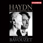 Bavouzet / Haydn - Haydn: Piano Sonatas, Vol. 2 CD Cover Art