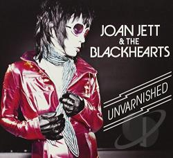 Jett, Joan / Jett, Joan & The Blackhearts - Unvarnished CD Cover Art