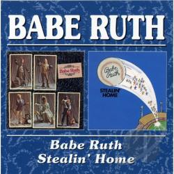 Babe Ruth - Babe Ruth/Stealin' Home CD Cover Art