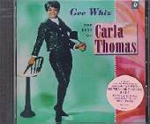 Thomas, Carla - Gee Whiz: The Best of Carla Thomas CD Cover Art