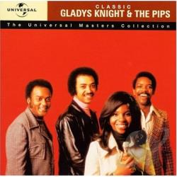 Knight, Gladys & The Pips - Universal Master Collection CD Cover Art