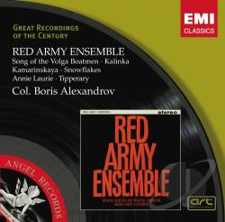 Alexandrov / Red Army Ensemble - Red Army Ensemble CD Cover Art