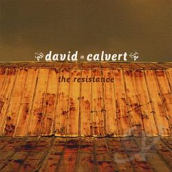 Calvert, David - Resistance CD Cover Art