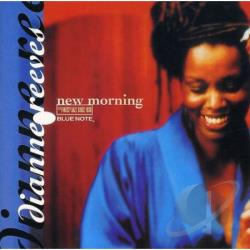 Reeves, Dianne - New Morning CD Cover Art