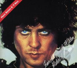 Bolan, Marc & T Rex / T. Rex - Zinc Alloy and the Hidden Riders of Tomorrow CD Cover Art
