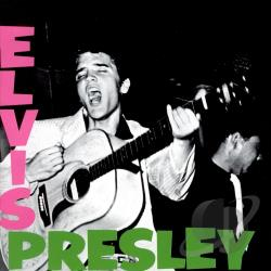 Presley, Elvis - Elvis Presley CD Cover Art