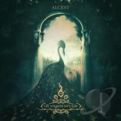 Alcest - Les Voyages de l'Ame CD Cover Art