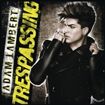 Lambert, Adam - Trespassing CD Cover Art