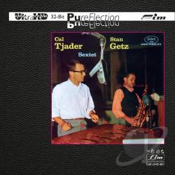 Getz, Stan / Tjader, Cal - Sextet CD Cover Art