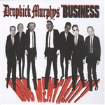 Business / Dropkick Murphys - Mob Mentality CD Cover Art