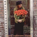 Johnson, Kelley - Make Someone Happy CD Cover Art