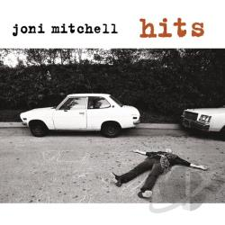 Mitchell, Joni - Hits CD Cover Art