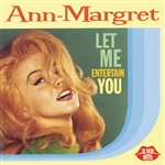Ann-Margaret - Let Me Entertain You CD Cover Art