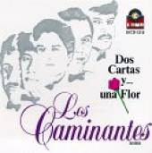 Los Caminantes - DOS Cartas Y Una Flor CD Cover Art