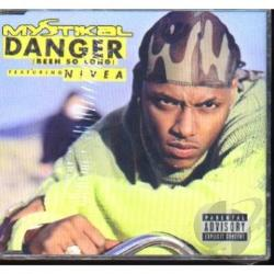 Mystikal - Danger-Been So Long CD Cover Art