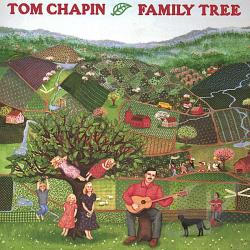 Chapin, Tom - Family Tree CD Cover Art