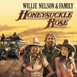 Nelson, Willie - Honeysuckle Rose CD Cover Art