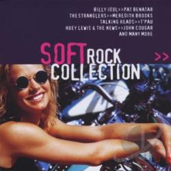 Soft Rock Collection CD Cover Art