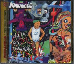 Funkadelic - Tales of Kidd Funkadelic CD Cover Art