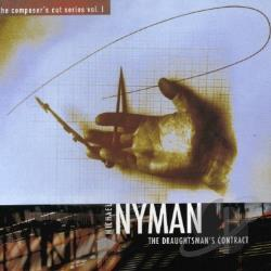 Nyman, Michael - Draughtsman's Contract CD Cover Art
