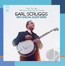 Scruggs, Earl - I Saw the Light with Some Help from My Friends CD Cover Art