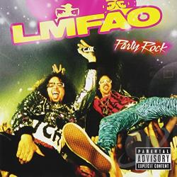 LMFAO - Party Rock CD Cover Art
