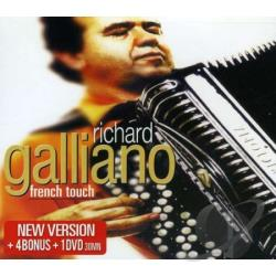 Galliano, Richard - French Touch CD Cover Art