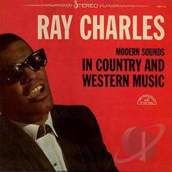Charles, Ray - Modern Sounds in Country and Western Music, Vols. 1 & 2 LP Cover Art
