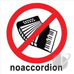 Noaccordion - Noaccordion CD Cover Art