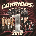 Corridos #1's 2010 CD Cover Art
