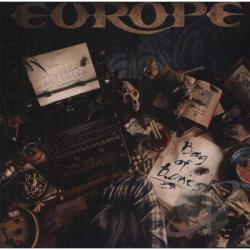Europe - Bag Of Bones LP Cover Art