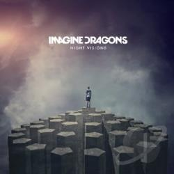 Imagine Dragons - Night Visions CD Cover Art