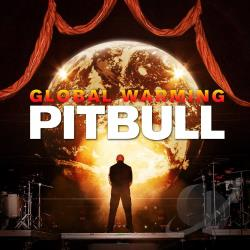 Pitbull - Global Warming CD Cover Art