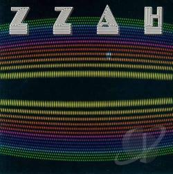 Zzah - Zzah CD Cover Art