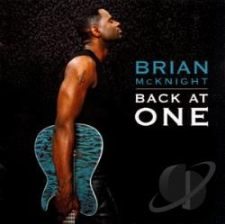 Mcknight, Brian - Back at One CD Cover Art