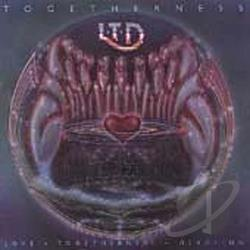 L.T.D. - Togetherness CD Cover Art