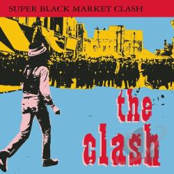 Clash - Super Black Market Clash CD Cover Art