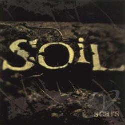Soil - Scars CD Cover Art