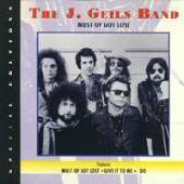 J. Geils Band - Must Of Got Lost CD Cover Art