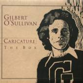 O'Sullivan, Gilbert - Caricature-The Box CD Cover Art
