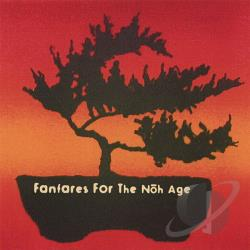 Free Jazz Posse - Fanfares for the Noh Age CD Cover Art